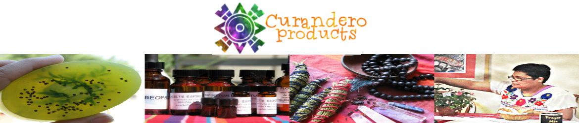 Curandero Products